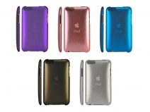 Pearl Gloss Back Case Hoes voor iPod touch 2G/3G