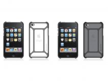 Griffin FormFit Silicone Case - iPod Touch 4G hoesje