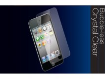 Simplism Clear Screenprotector voor iPod touch 4G