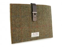 Offici�le Harris Tweed Herringbone Brown Tablet Sleeve (10 inch)