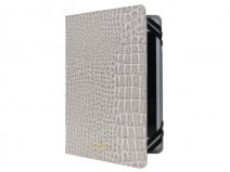 Guess Glossy Croco Case - Tablet Hoesje (9-10 inch)