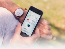 Withings Activit� Smart Watch - Luxe Activity en Slaap Tracker