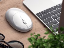 Satechi M1 Wireless Mouse - Bluetooth Muis (Silver)