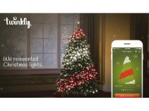 Twinkly Kerstverlichting - 100 x LED - App Controlled
