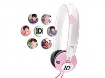 One Direction On-Ear Koptelefoon- Offici�le uitgave - Roze