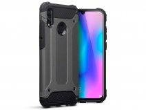 CaseBoutique Ultra Tough Case Grijs - Honor 10 Lite hoesje