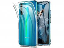 Clear TPU Skin Case - Doorzichtig Honor 20 Pro hoesje
