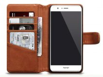 CaseBoutique Leather Wallet Bookcase - Honor 8 hoesje