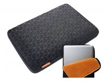 XtremeMac Nylon Sleeve - Tablet iPad hoesje