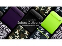 More Safara Collection Neopreen Sleeve voor iPad