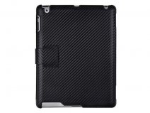 Carbon UltraSlim Work & Media Case Hoes iPad 2, 3 & 4