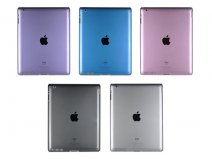UltraSlim Crystal Case Hoes voor iPad 2
