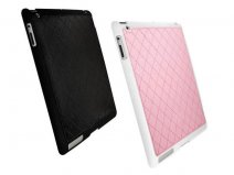 Krusell CoCo Back Case Hoes voor iPad 2