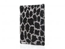 Leopard Slim Back Case Hoes voor iPad 2