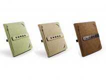 Tuff-Luv Nature Cotton Multi-View Case Hoes iPad 2, 3 & 4