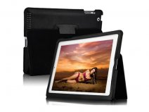 Ultraslim Media & Work Stand Case Hoes voor iPad 2/3/4