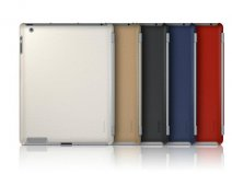 XtremeMac Microshield SCL Smart Cover Compatible Case voor iPad 2