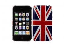 Great Brittain Flag Case Hoes voor iPhone 3G/3GS