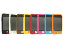 Jelly Bean Silicone Skin - Hoesje voor iPhone 3G/3GS
