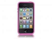 Case-Mate Hula Transparant Bumper Case Hoes iPhone 4/4S