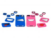 Griffin Faces Hoesje voor iPhone 4/4S