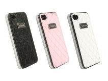 Krusell CoCo Back Case Hoes voor iPhone 4/4S