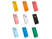Krusell ColorCover Metalic Rainbow Case voor iPhone 4/4S
