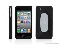 MacAlly Msuit Silicon Skin voor iPhone 4/4S