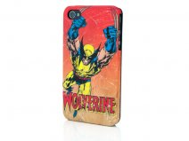 Marvel Vintage Wolverine Case Hoesje voor iPhone 4/4S