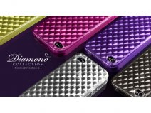 More Diamond Collection TPU Case Hoes iPhone 4
