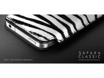 More Safara Classic Sleeve Case Hoes iPhone 4/4S