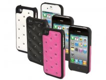 Muvit Club Back Case Hoesje voor iPhone 4/4S