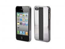 Muvit Racer Back Case Hoes voor iPhone 4/4S