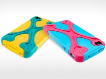 SwitchEasy Capsule RebelX Case Hoes voor iPhone 4/4S
