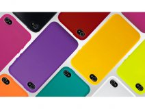 SwitchEasy Colors Silicone Hoes voor iPhone 4/4S