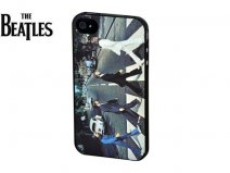 The Beatles Abbey Road Case Hoes Cover iPhone 4/4S