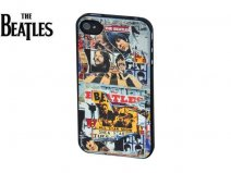 The Beatles Collage Case Hoes Cover iPhone 4/4S