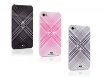 White Diamonds Swarovski Grid Case voor iPhone 4/4S
