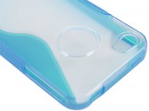 S-Line Series Polymer Crystal Case voor iPhone 4/4S