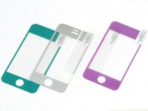 Color Series Body Guard Sticker Skin voor iPhone 4/4S