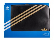 adidas Originals Sleeve Black/Gold MacBook Hoes 13 inch