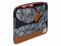 Herschel Heritage Sleeve Black Palm - MacBook Air/Pro 13