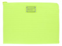 Marc by Marc Jacobs Safety Yellow Laptop Sleeve 13 inch