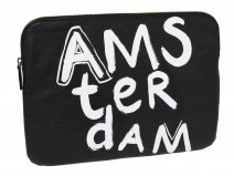 Scotch & Soda Amsterdam Couture Laptop Sleeve Leer