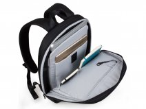 be-ez LE Swift BackPack Black/Grey - Laptoptas Rugzak
