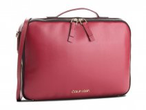 Calvin Klein Slim Laptop Bag Rood - 15 inch Laptoptas