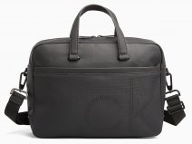 Calvin Klein Point Coated Canvas - 15 inch Laptoptas