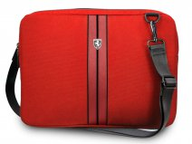 Ferrari Urban Slim Laptop Bag Rood - Laptoptas tot 13 inch