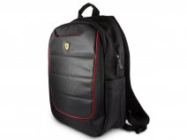 Ferrari Scuderia Laptop Backpack - Rugzak Laptoptas tot 15 inch