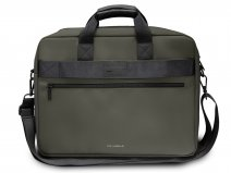 Ferrari Off Track Scuderia Laptop Bag Khaki - Laptoptas 15 inch